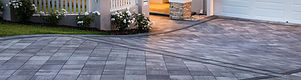 Grey clay brick pavers from Cash Builder