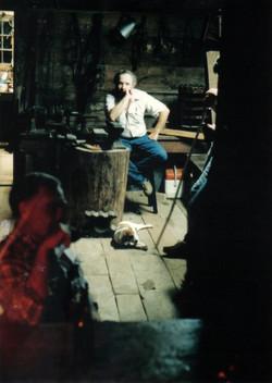 Mark Silver at Herschels place