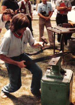 LHerschel House forging Iron