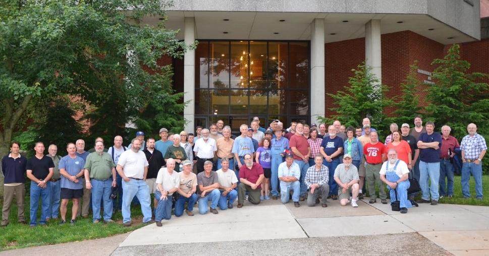 NMLRA Gunsmithing Seminar Class Pic