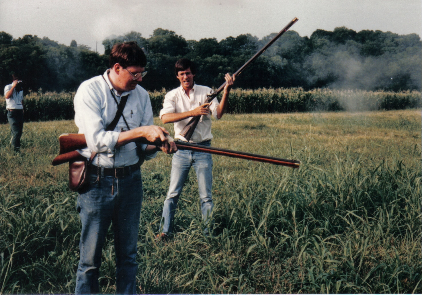 Larry Bohnet John Bivens Shooting