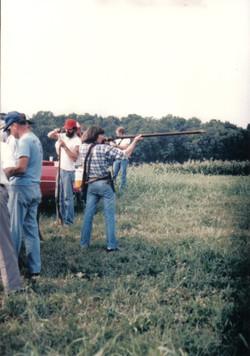 Hershel House Shooting