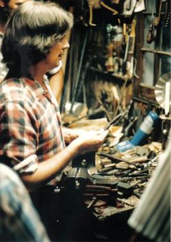 Herschel House in his Shop