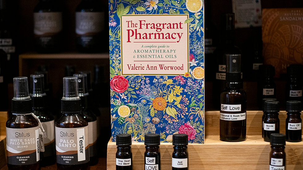 The Fragrance Pharmacy