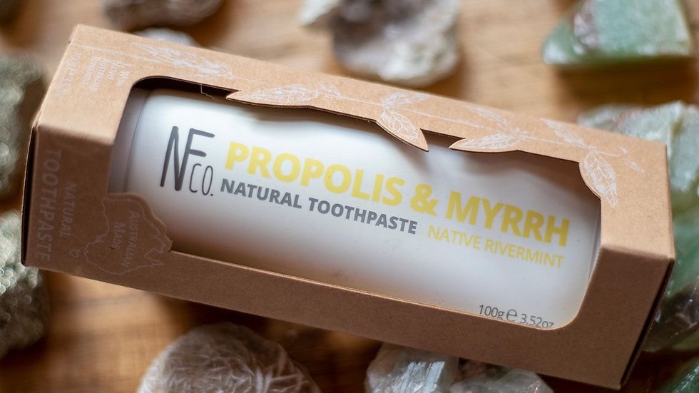 Natural Family Co Propolis & Myrrh Toothpaste