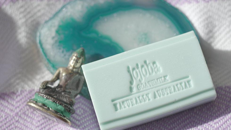 Naturally Australian Jojoba Goatsmilk Soap