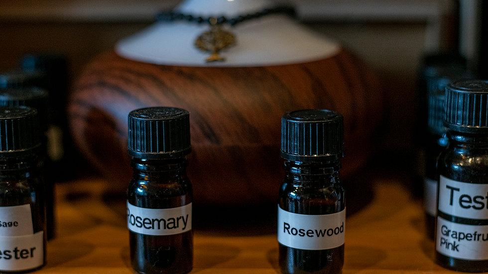 Rosewood Pure Essential Oil