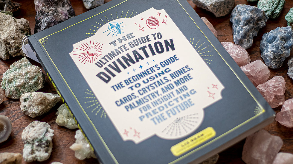 copy of Ultimate Guide to Divination