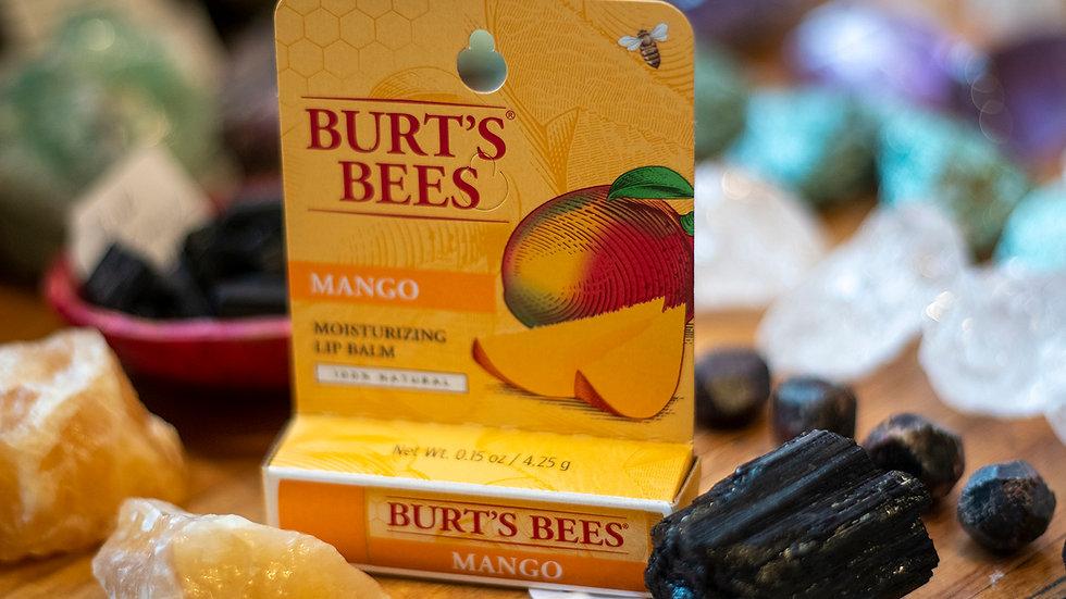 Burts Bees Mango Natural Lip Balm