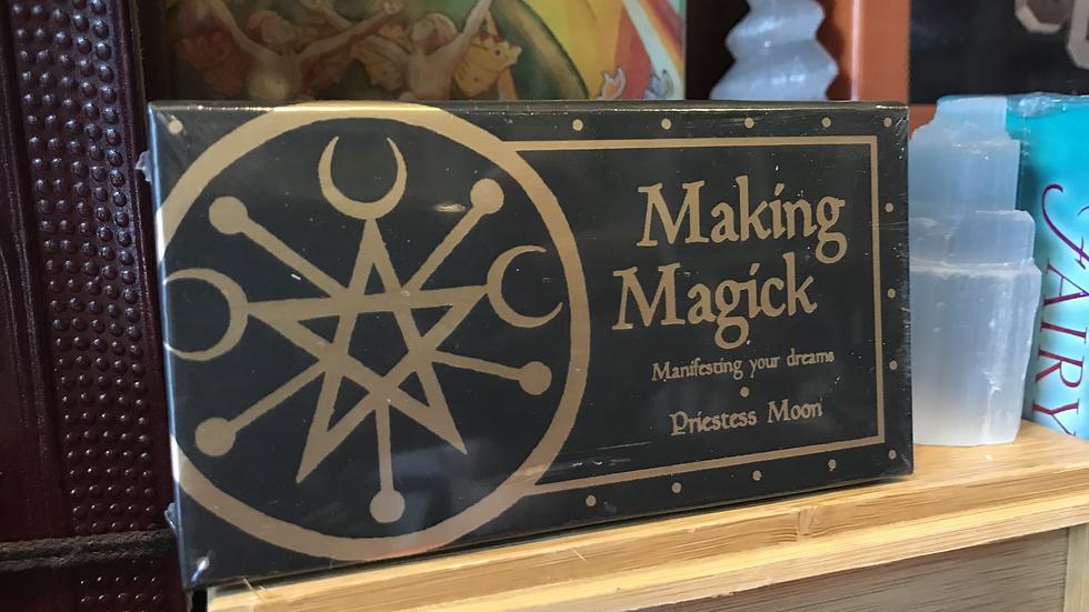 Making Magick - Manifesting your dreams