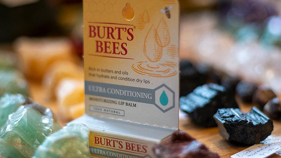 Burts Bees Ultra Conditioning Natural Lip Balm