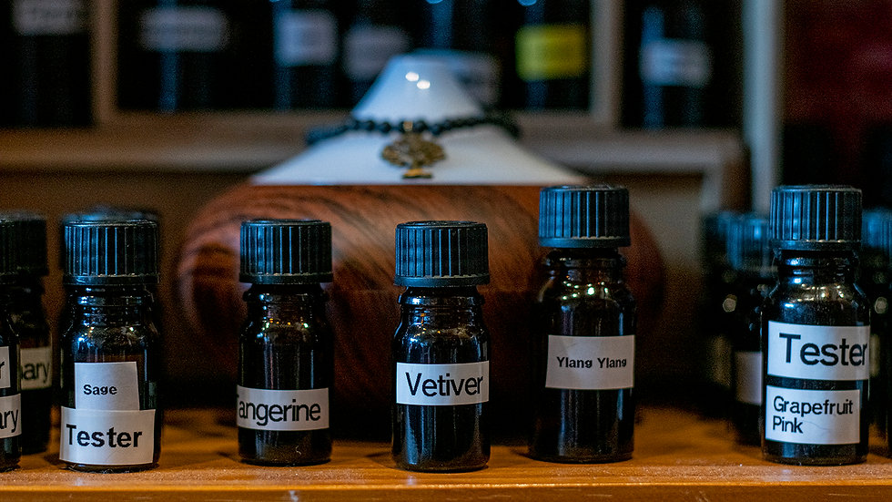 Vetiver Pure Essential Oil