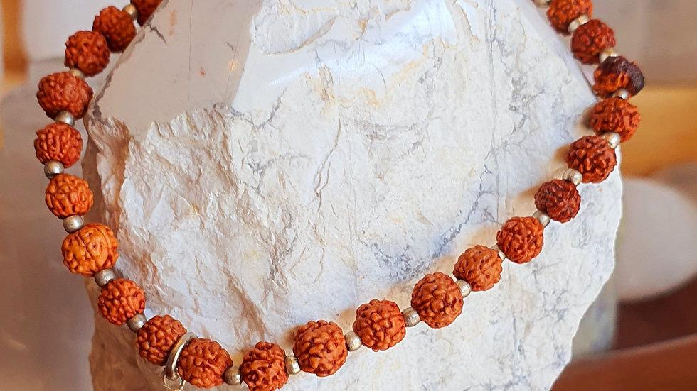 Zodiac Rudraksha Scent Bracelet