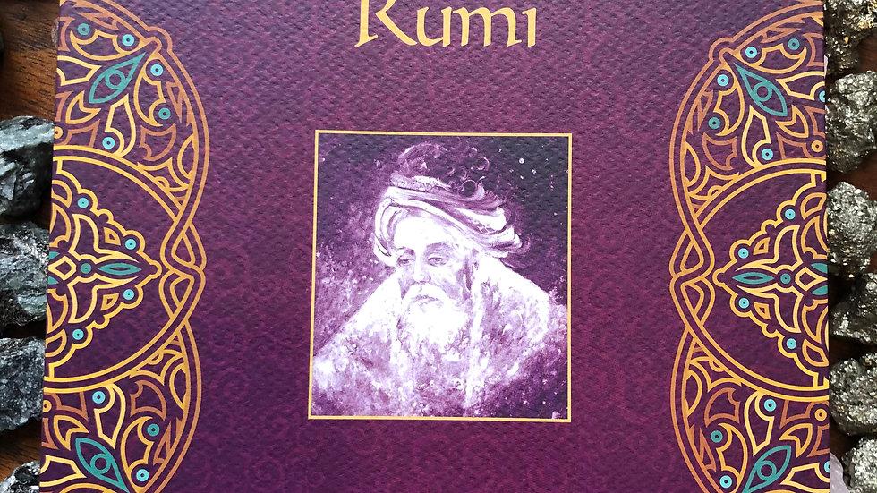 Rumi: Writing and Creativity Journal