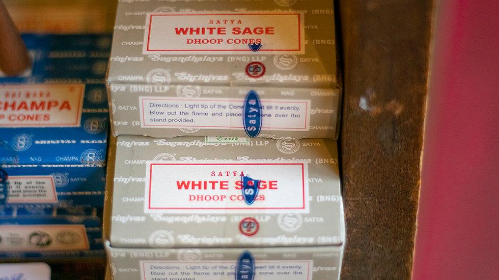 Incense Cones - White Sage
