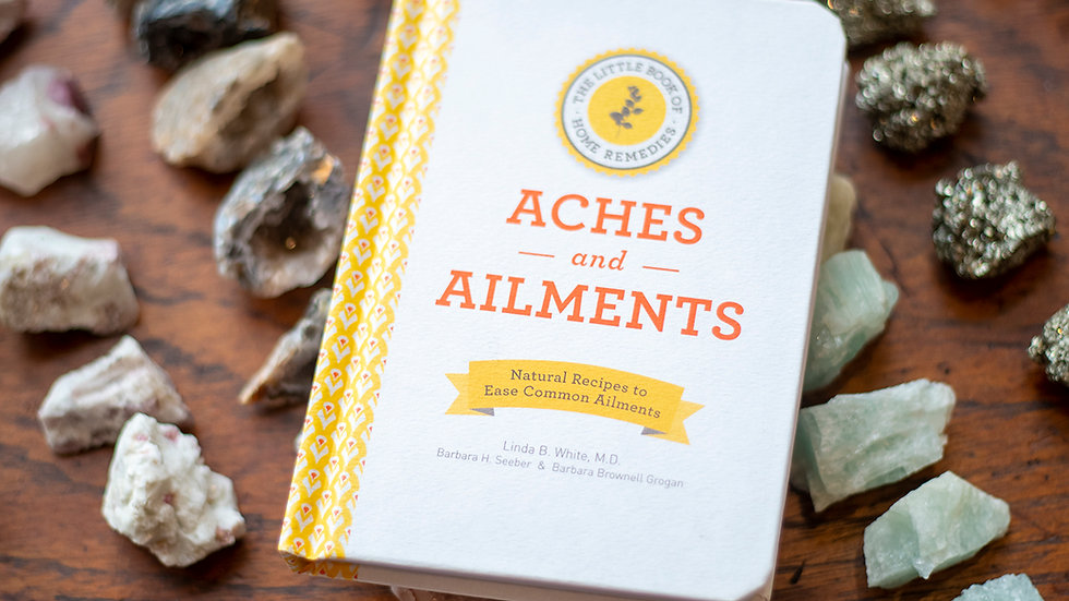 Little book of Home Remedies