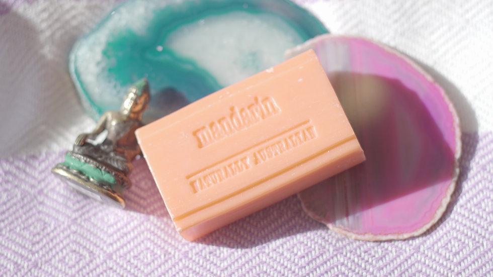 Naturally Australian Mandarin Soap