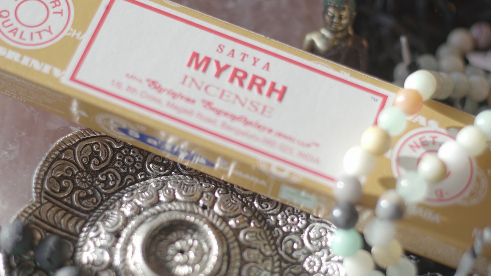 Incense - Myrrh