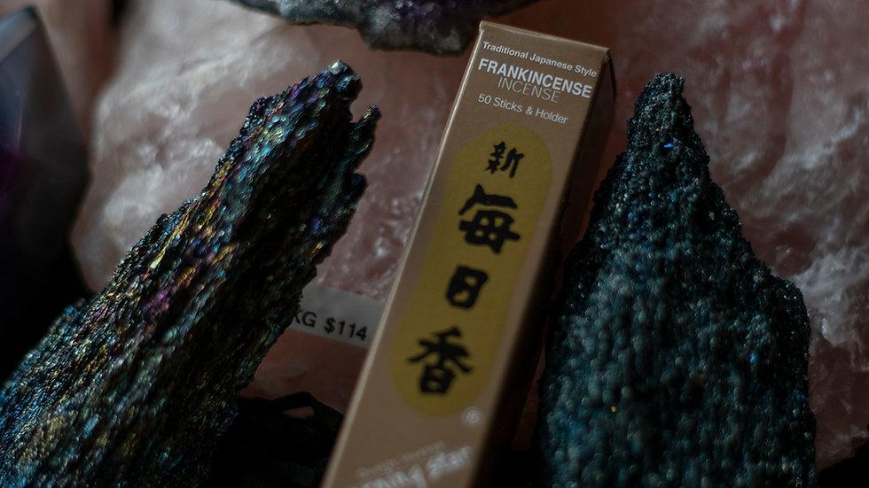 Frankincense Morning Star incense