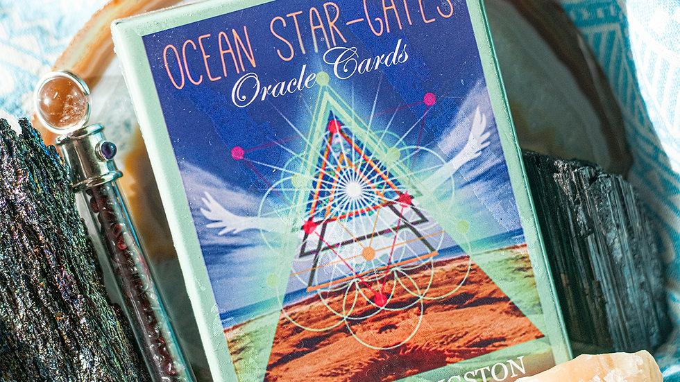Ocean Star-Gates Oracle Cards