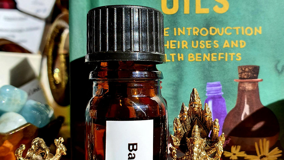 Holy Basil (Tulsi) 100%Pure Essential Oil