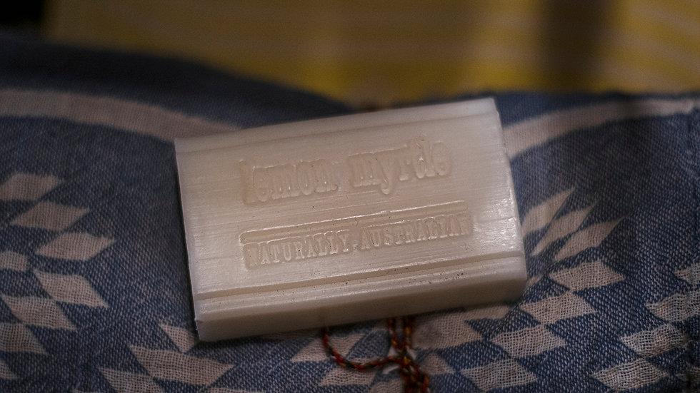 Naturally Australian Organic Lemon Myrtle Soap