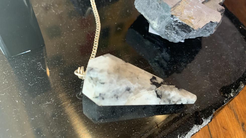 Moon Stone Pendulum
