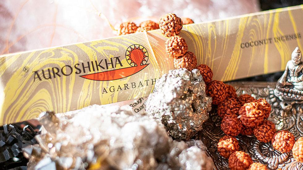 Auroshika Coconut Incense