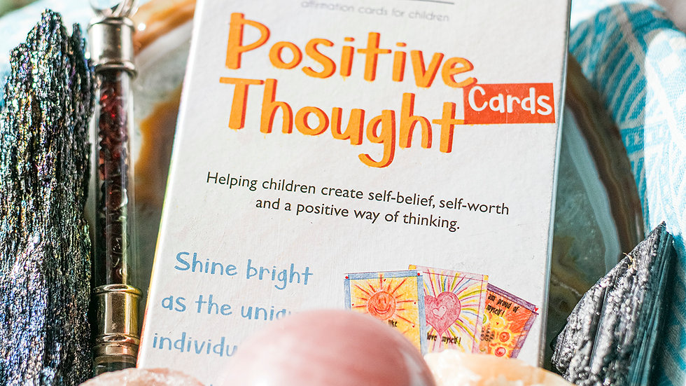 Positive Thought Cards