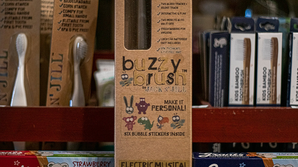 Buzzy Brush Electrical Tooth brush