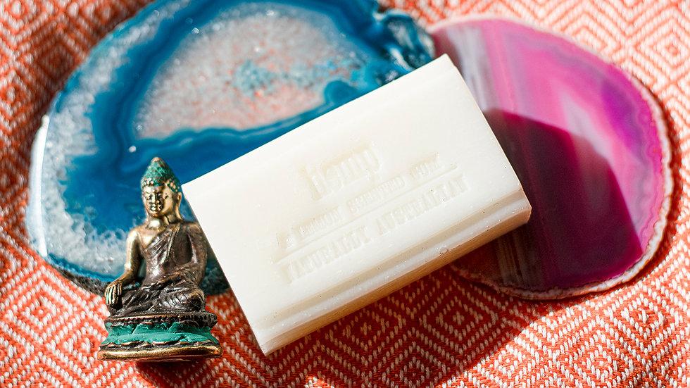 Naturally Australian Hemp and Lemon Scented Gum Soap