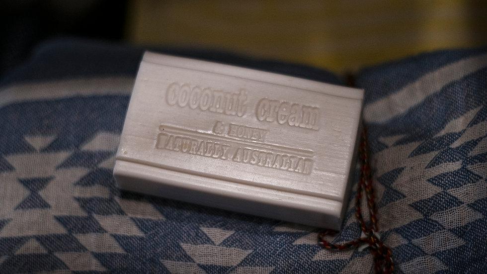 Naturally Australian Coconut & Cream Soap