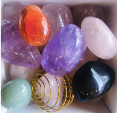 Choosing a crystal or letting a crystal choose you?