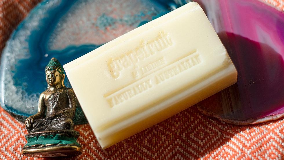 Naturally Australian Grapefruit & Linden Soap