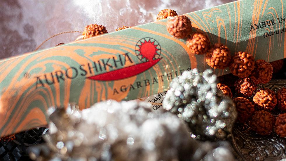 Auroshika Amber Incense