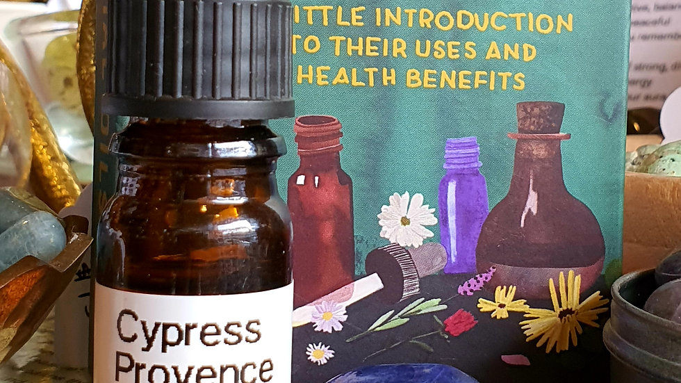 Cypress Pure Essential Oil