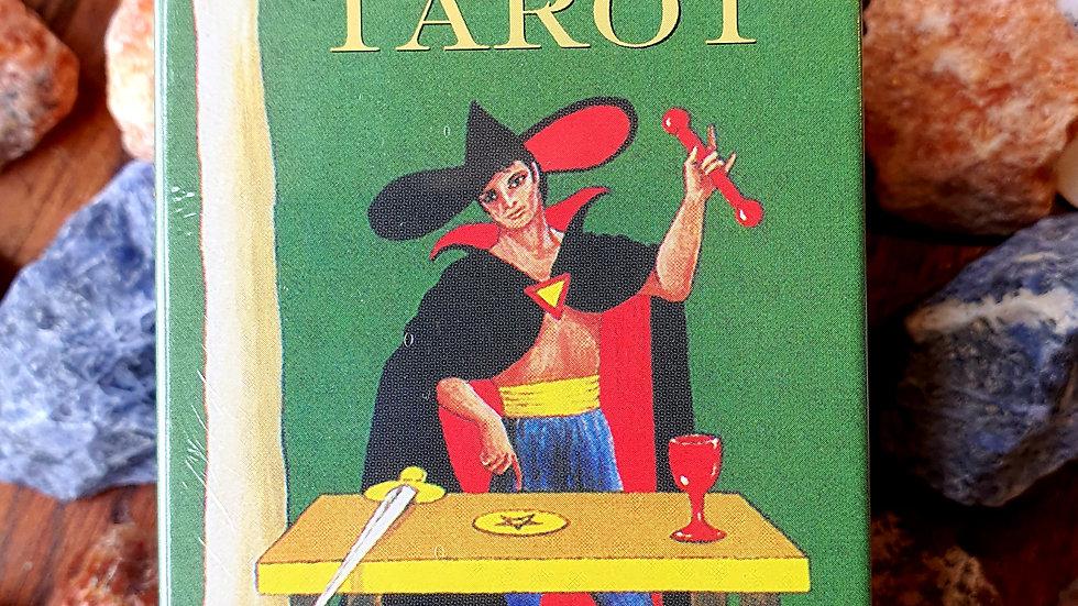 Barbra Walker Tarot cards