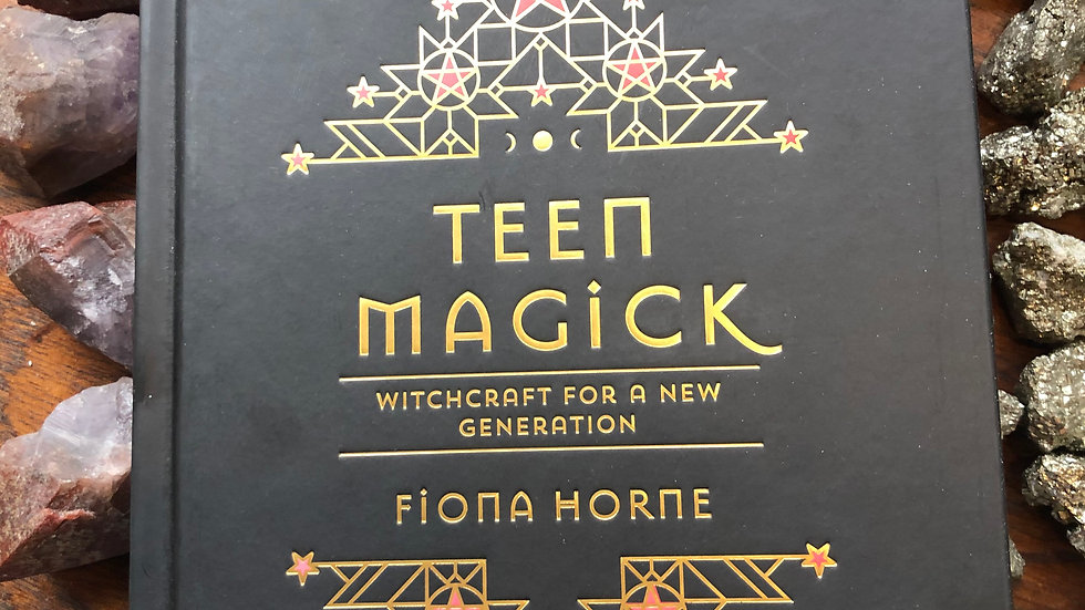 Teen Magick - Witchcraft for a new generation