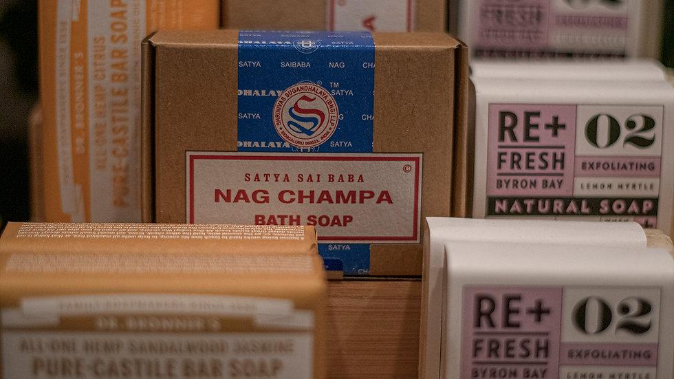 Nag Champa Bath Soap