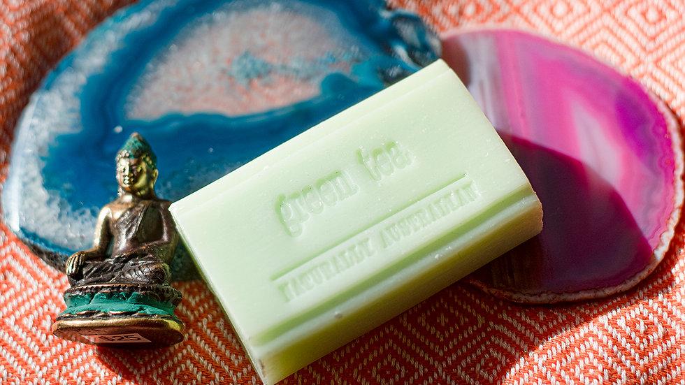 Naturally Australian Green Tea Soap