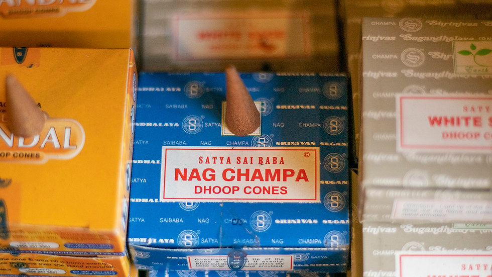 Incense Cones - Nag Champa