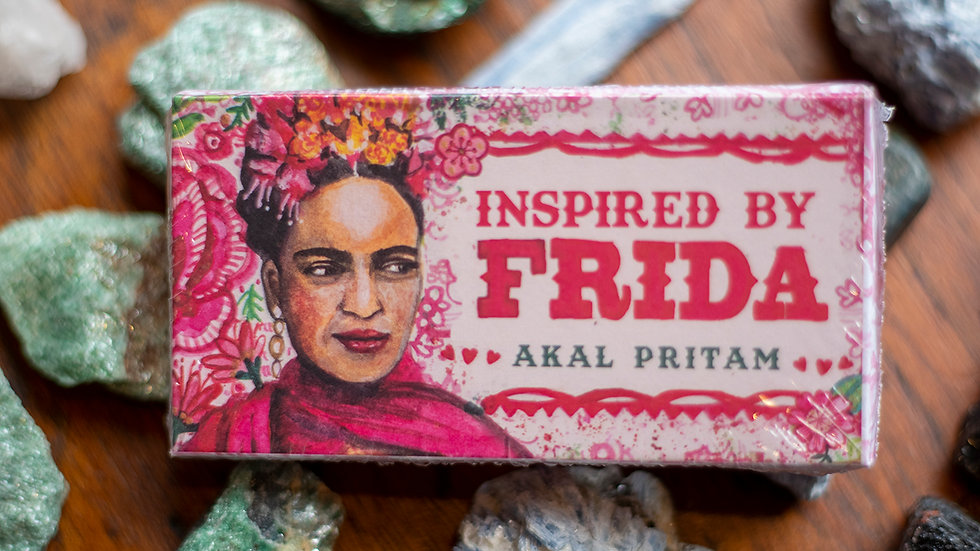 Inspired By Frida: Inspiration Cards