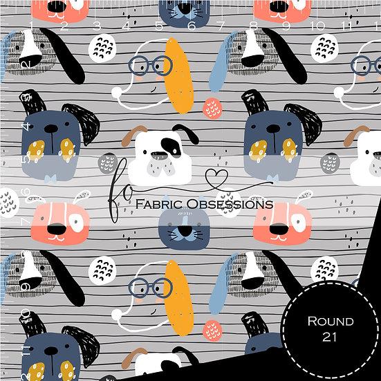 R21. Doodle Pups