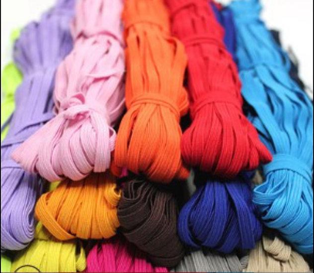 Coloured Elastics