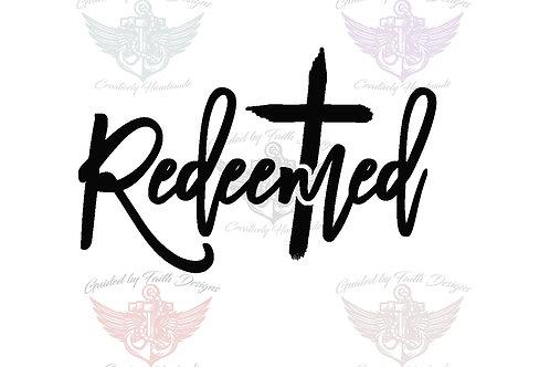 Redeemed with Cross