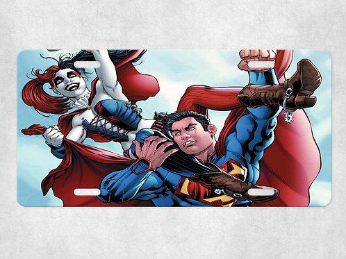 Harley and Superman