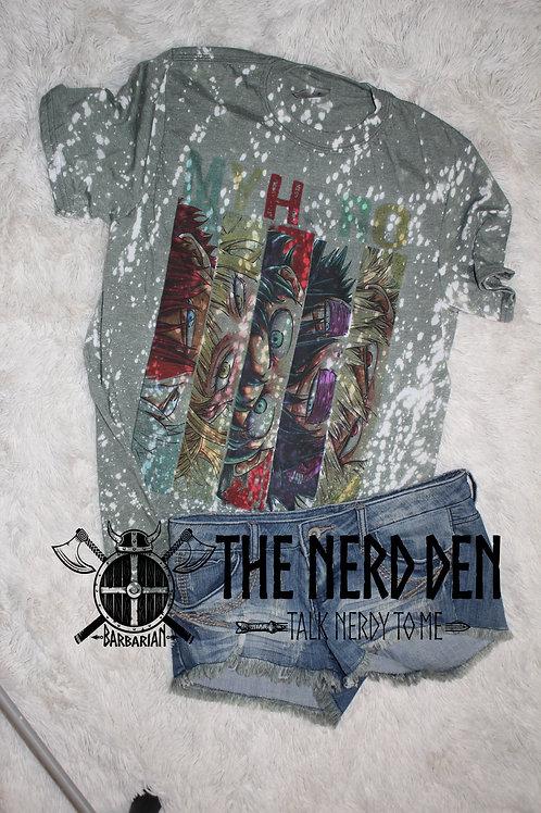 My Hero Academia- Medium