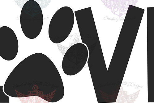 Love with Paw