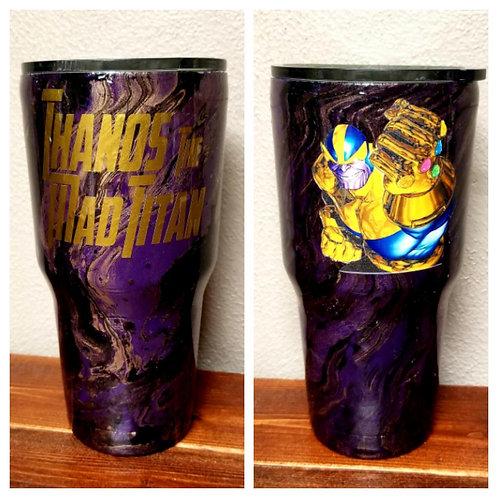 Thanos Tumbler
