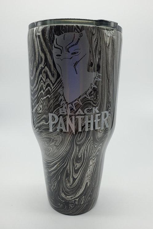 Black Panther Tumbler